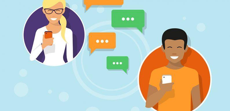 Sohbet Sitesi Kullanımı