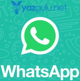 whatsapp sohbet grupları